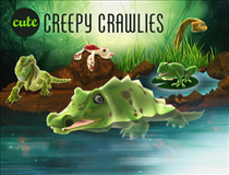Cute Creepy Crawlies