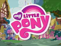 1- My Little Pony