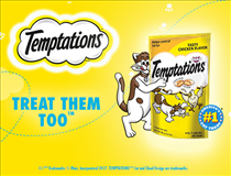 Mars Pets TEMPTATIONS T-Cat Avatar Prop