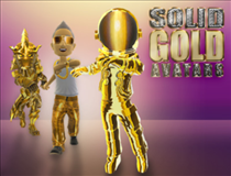 Solid Gold Avatars