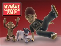 Avatar Clearance Sale
