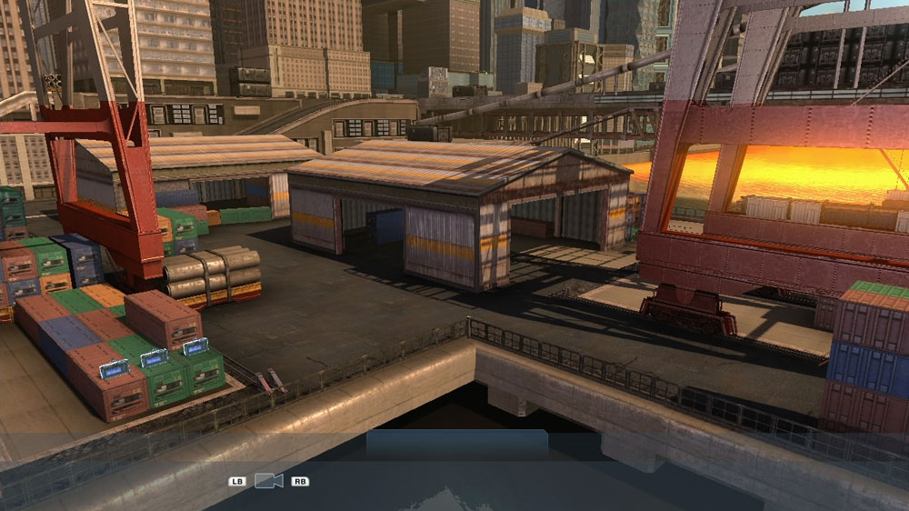 Image from Front Mission Evolved: Map Pack