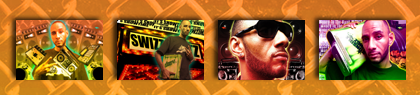 Swizz Beatz: Konsole Kingz Celebrity Gamer  Theme
