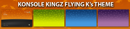 Konsole Kingz Flying K's Theme