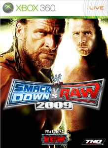 WWE SmackDown vs. RAW 2009 Roster Update