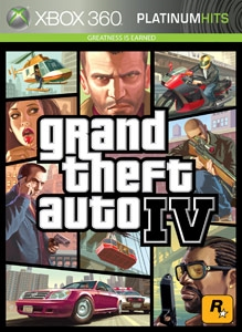 GTA IV: The Lost & Damned boxshot