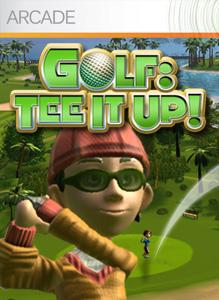 Golf: Tee It Up! Desert Course