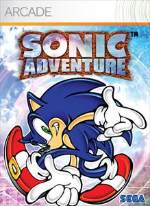 Sonic Adventure - DX Upgrade boxshot