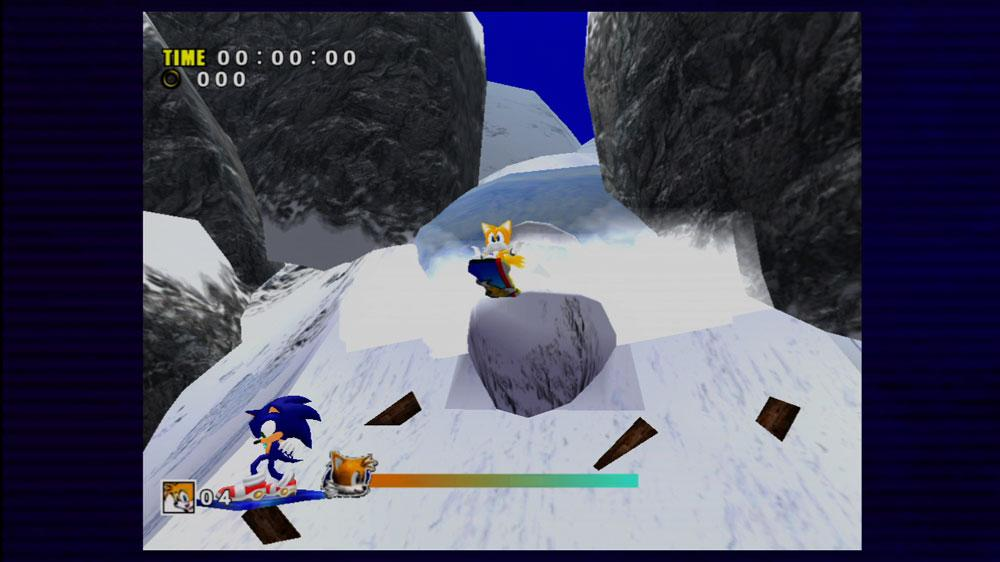 Image from Sonic Adventure DX Upgrade