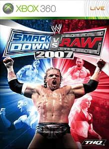 WWE SMACKDOWN VS. RAW 2007 - Démo