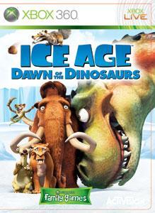 Ice Age™: Dawn of the Dinosaurs Playable Demo