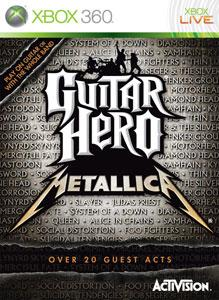 Guitar Hero Metallica Demo