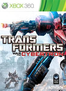 TRANSFORMERS: War for Cybertron Multiplayer Demo