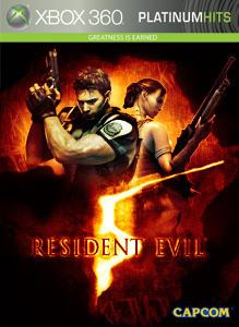 RESIDENT EVIL 5 Demo