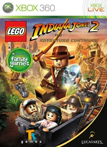 Demo de LEGO Indiana Jones 2