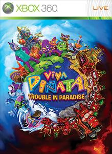 Demo jugable de Viva Piñata: Trouble In Paradise.