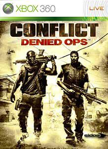 Demo Conflict: Denied Ops 1 jugador y 2 en cooperativo