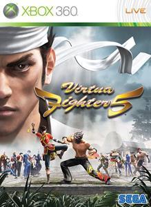 Demo Virtua Fighter 5