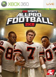 All-Pro Football 2K8 Demo
