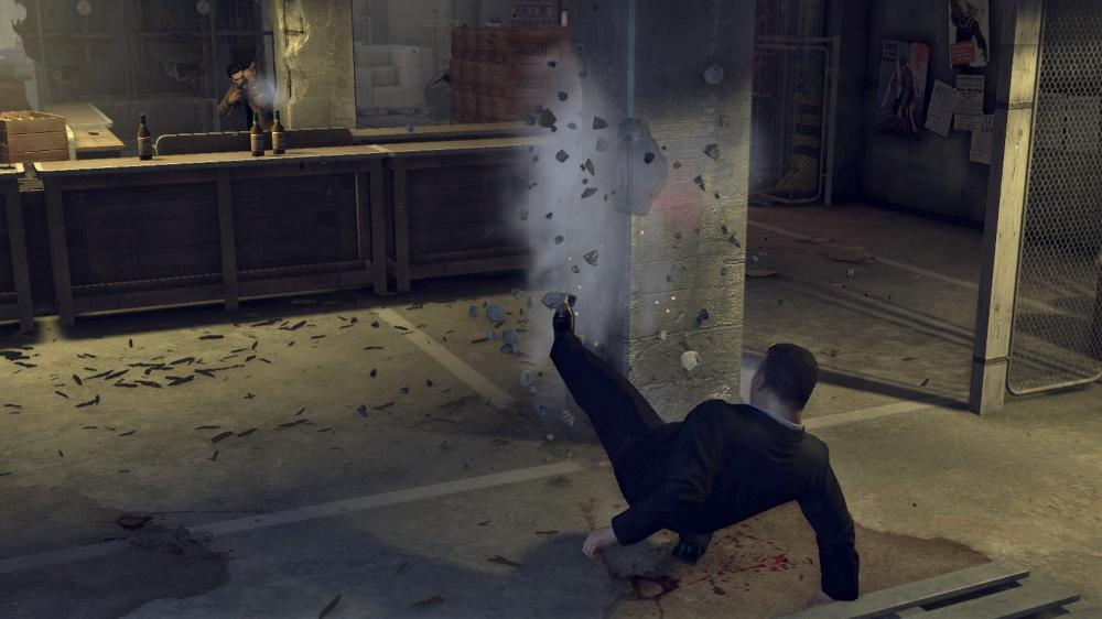 Image from Mafia II Playable Demo