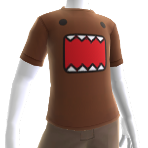 Domo Face Shirt