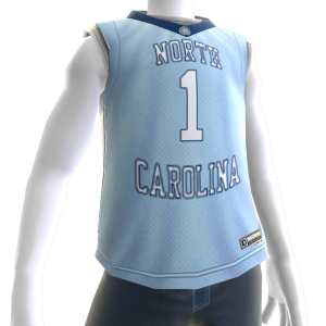 North Carolina Basketball Jersey