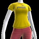 N1 Tee - Yellow