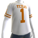 Texas White Football Jersey