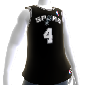 San Antonio Spurs NBA 2K14 Jersey