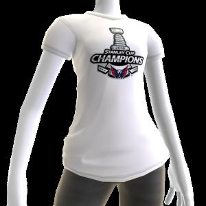 2018 Capitals Stanley Cup® Tee
