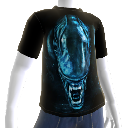 """Aliens™ Head"" T-shirt"