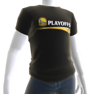 Warriors Playoffs Tee