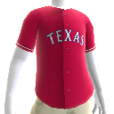 Texas Rangers Alt Jersey