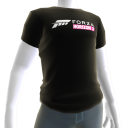Male Black Forza Horizon 3 Shirt