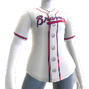 Maillot MLB2K10 Atlanta Braves