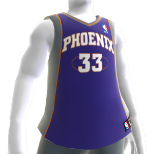 Camiseta NBA2K11 Phoenix Suns 