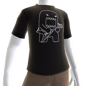 Classic Domo Rock Star Shirt