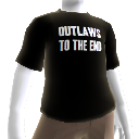 Camiseta &quot;Outlaws To The End&quot;