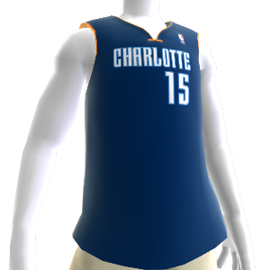 Camiseta NBA 2K13 Charlotte Bobcats