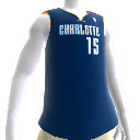 Maillot NBA 2K13 Charlotte Bobcats