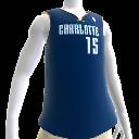 Camis. NBA 2K13: Charlotte Bobcats