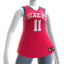 Philadelphia 76ers NBA2K11 Jersey 