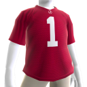 Alabama Football Jersey