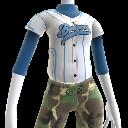 Camiseta de béisbol
