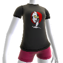 Black Ultraman Shirt