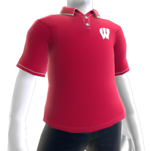 Wisconsin Polo Shirt
