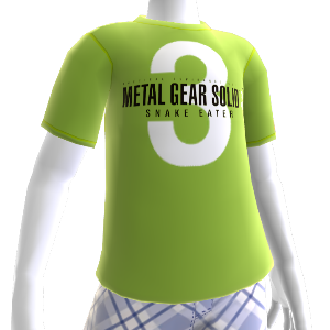 MGS3 Logo Shirt