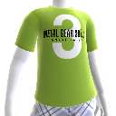 MGS3 Maillot avec logo
