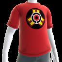Camiseta con El Logotipo del Régimen