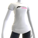 Female White Forza Horizon 3 Shirt